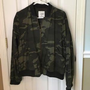 Women's Light Camo Jacket